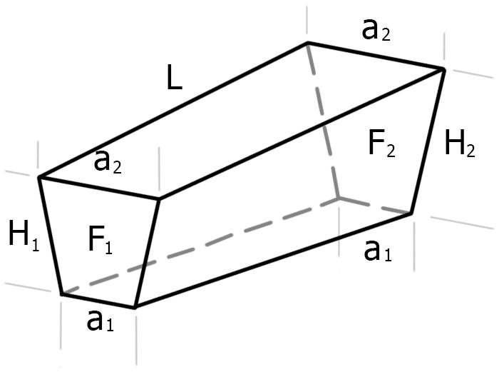 объем траншеи калькулятор с откосами